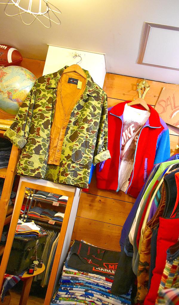 古着屋カチカチ店内画像18周年記念セール無料キャッププレゼント@古着屋カチカチ