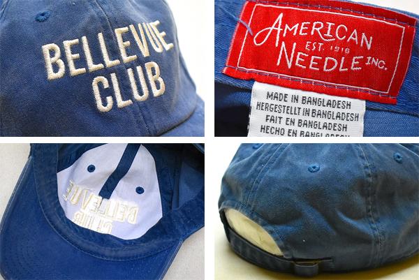 アメリカンなベースボールキャップ帽子メンズレディースコーデ画像@古着屋カチカチ