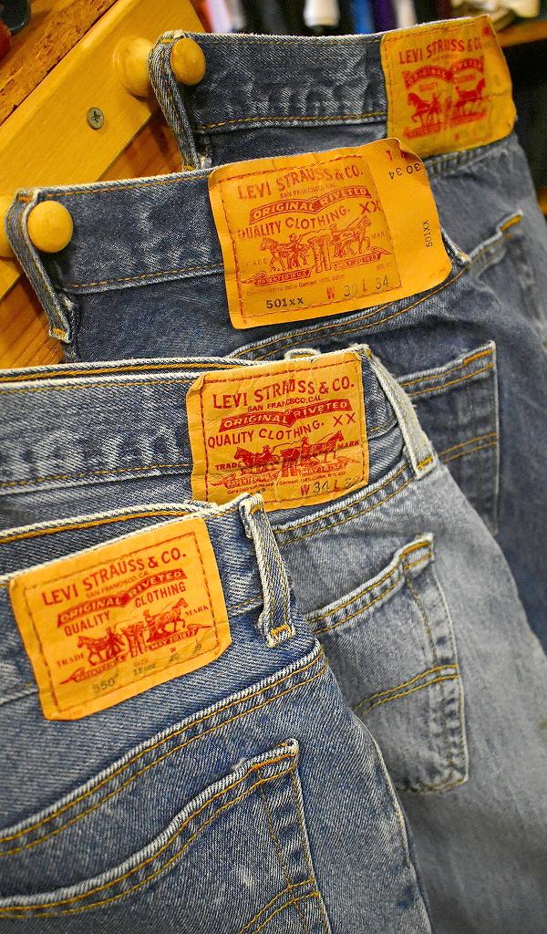 東京都北区岸町1-1-10NUビル3F Used Clothing Shop Tokyo Japan@古着屋カチカチ店内画像01