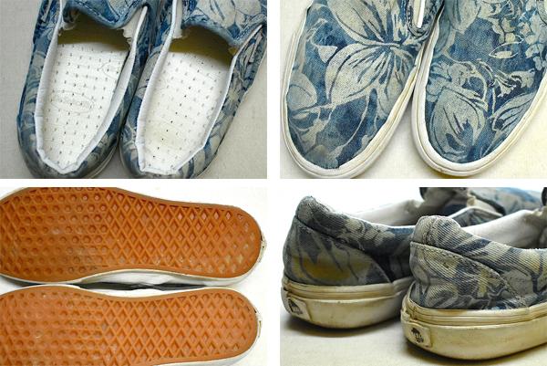 バンズUSA企画ヴァンズスニーカー靴メンズレディースコーデ画像@古着屋カチカチ