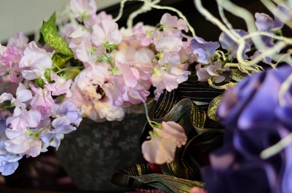 外交官 桃の節句装飾10