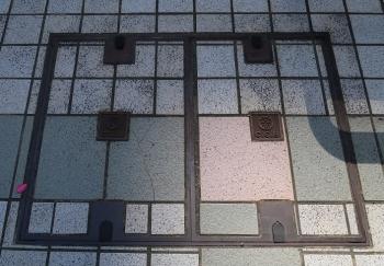 浜松マンホール 電線共同溝