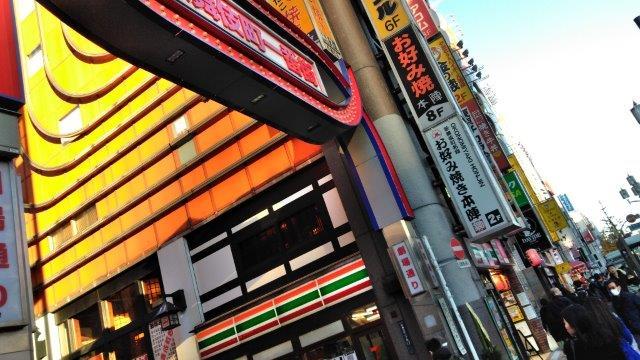 歌舞伎町お好み焼 (4)