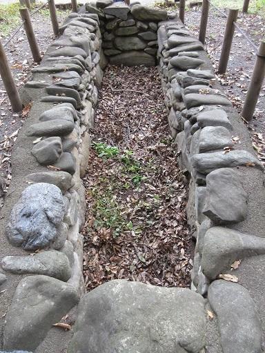 瀬戸岡1号墳石室