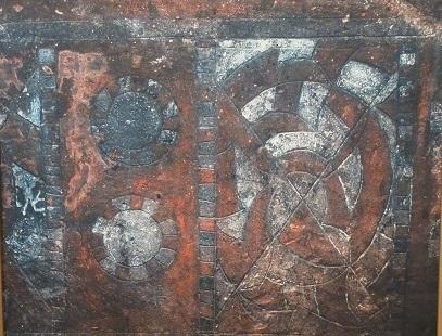 井寺古墳壁画