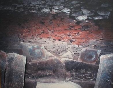 釜尾古墳壁画