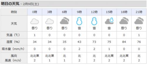 【競馬】土曜の東京開催は雪でアウトかもな。。