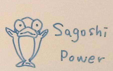 サゴシパワー