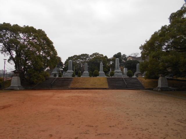 福岡陸軍墓地 (6)