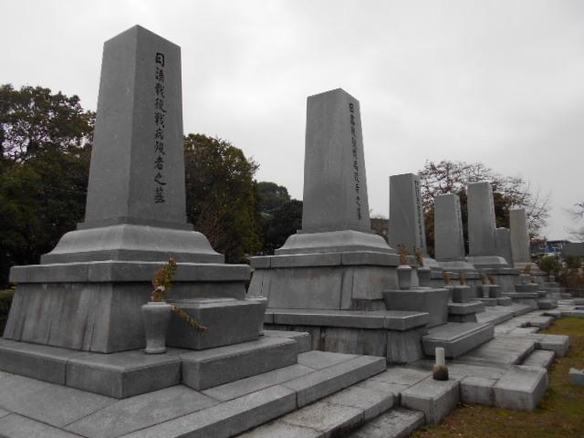 福岡陸軍墓地 (11)