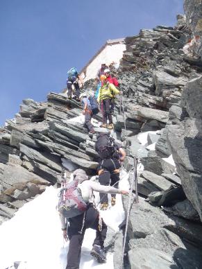 オーストリア最高峰クローズグロックナー0