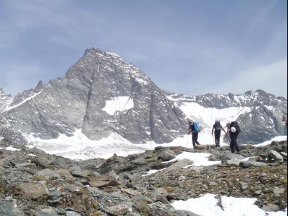オーストリア最高峰クローズグロックナー64