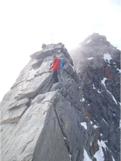 オーストリア最高峰クローズグロックナー65