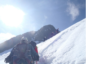 オーストリア最高峰クローズグロックナー132