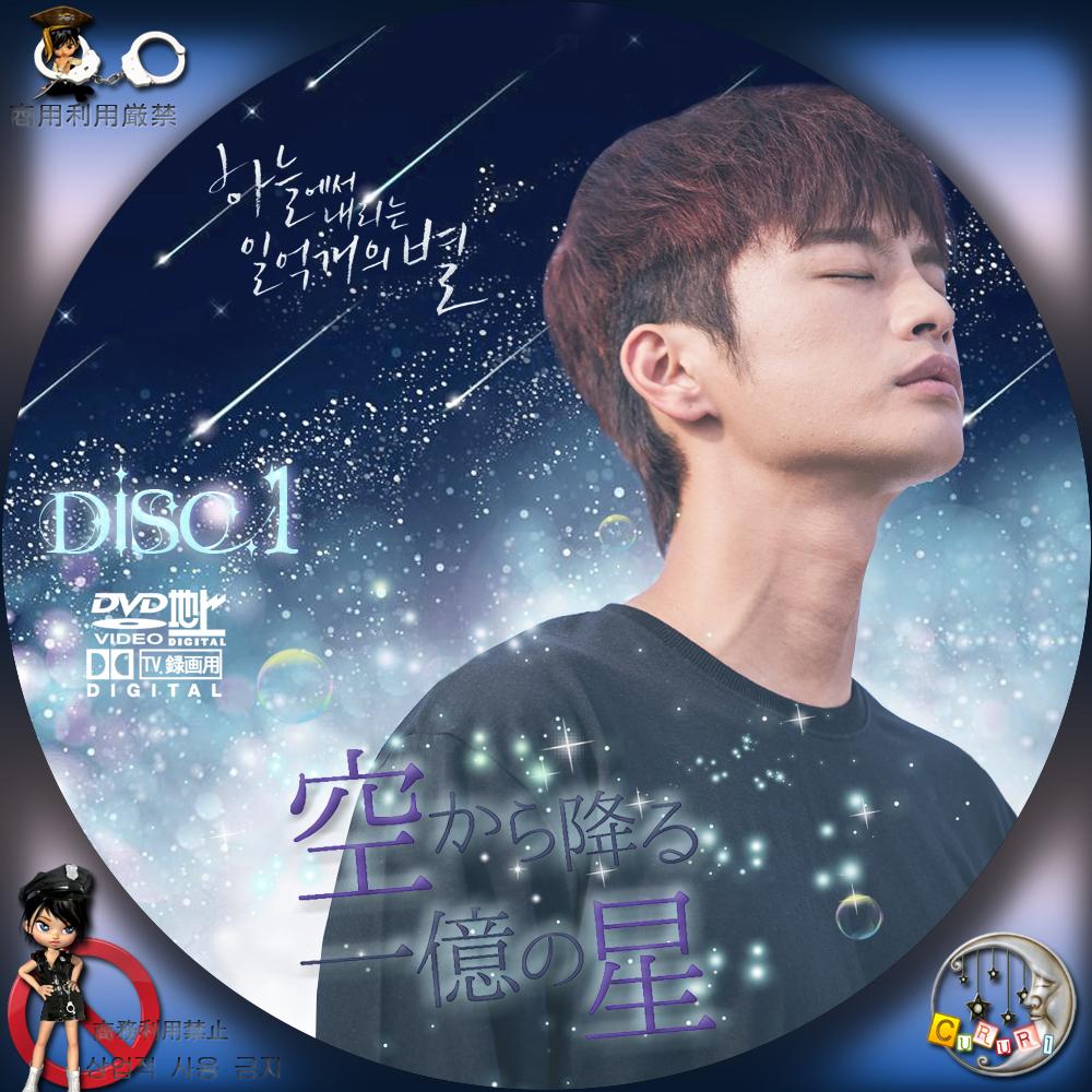 空から降る一億の星☆レーベル , カッチカジャ☆韓国Drama・OST