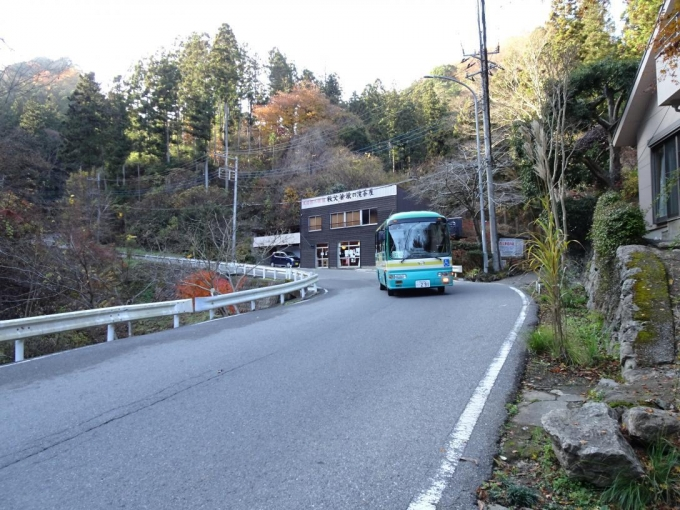 皆野町営バスで