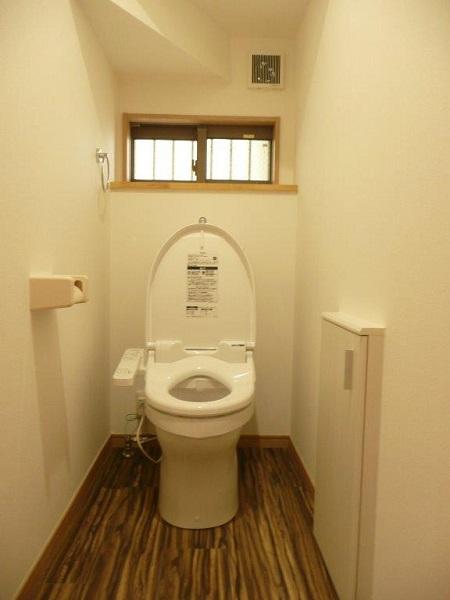 千鳥町2丁目分譲 トイレ