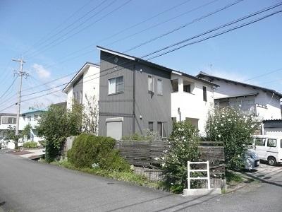 田中邸 フェンス補修工事 前