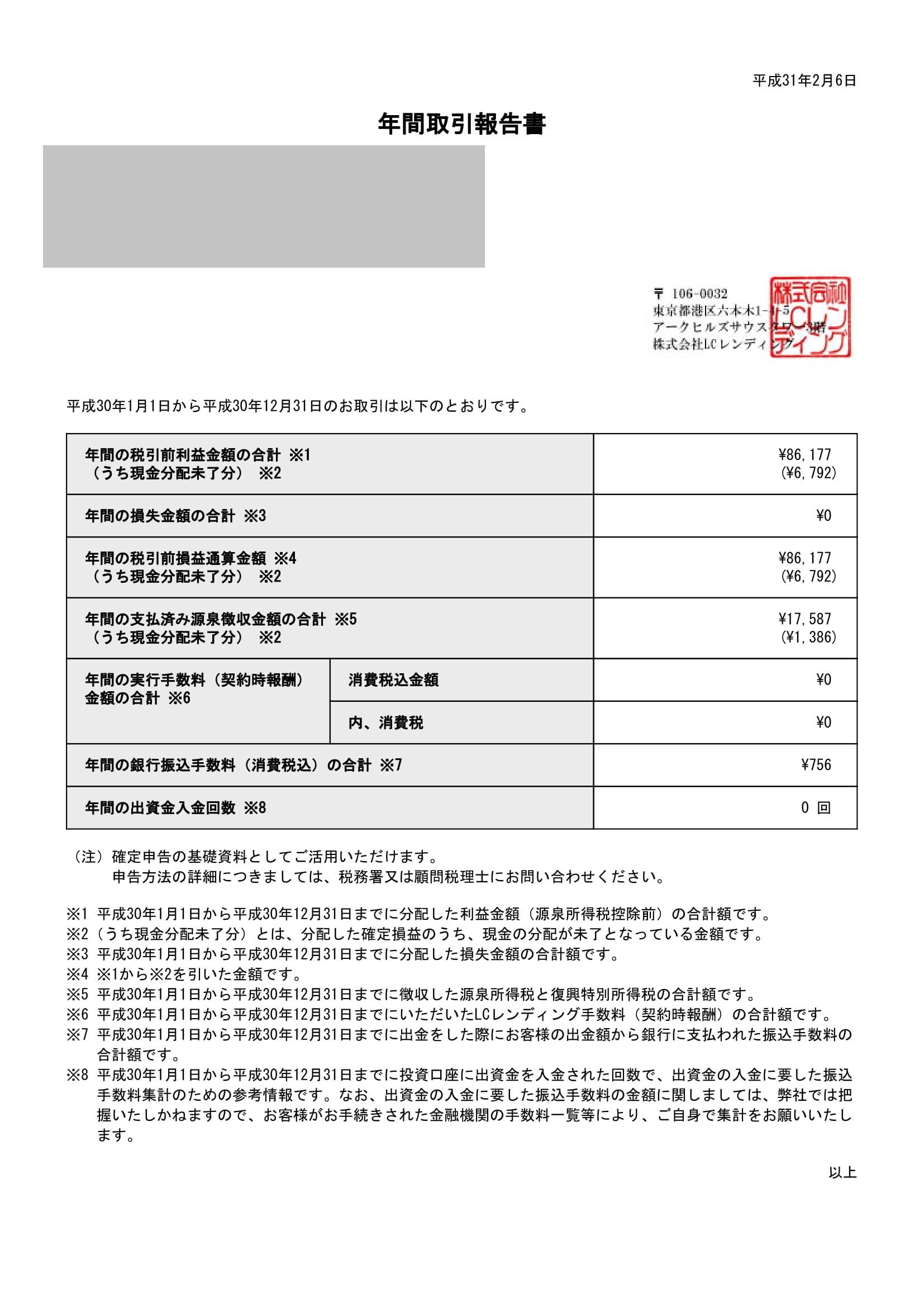 LCLENDING年間取引報告書_353_20190206-1