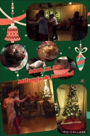 2018.12.23 Milonga de Navidad