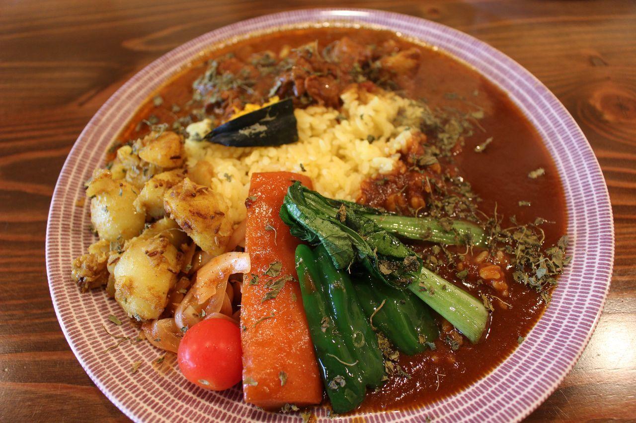 スープカレーとスパイスカレーの店 きち-3