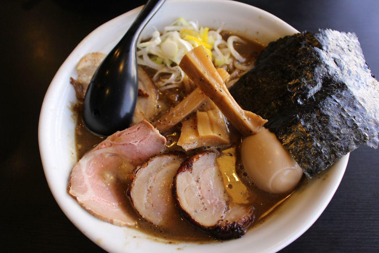 麺屋 たけ井 本店_9