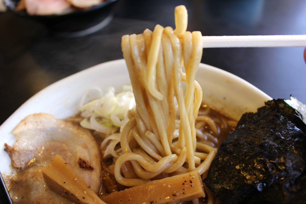 麺屋 たけ井 本店_11