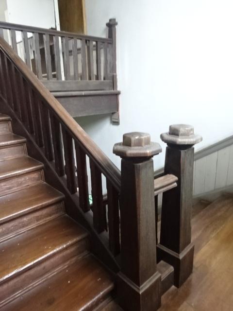 佐倉高校 階段