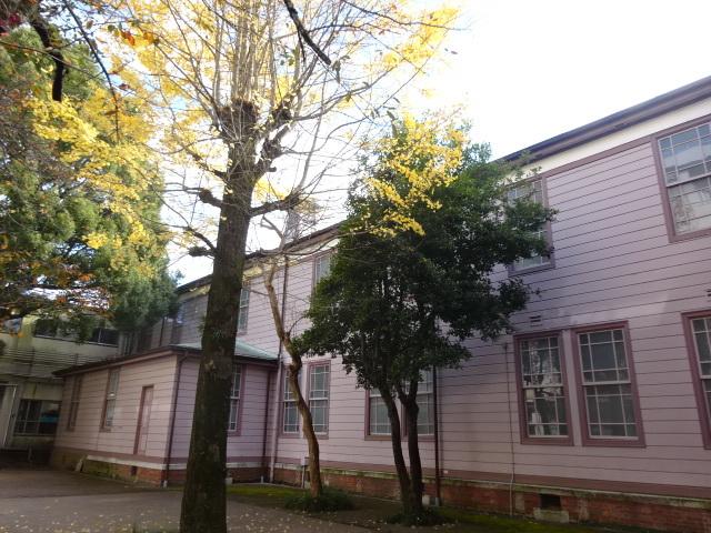 佐倉高校 校舎