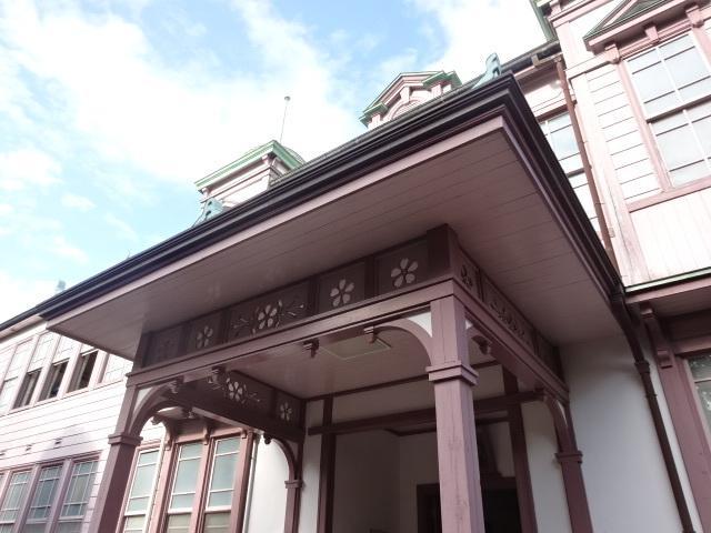 佐倉高校 玄関