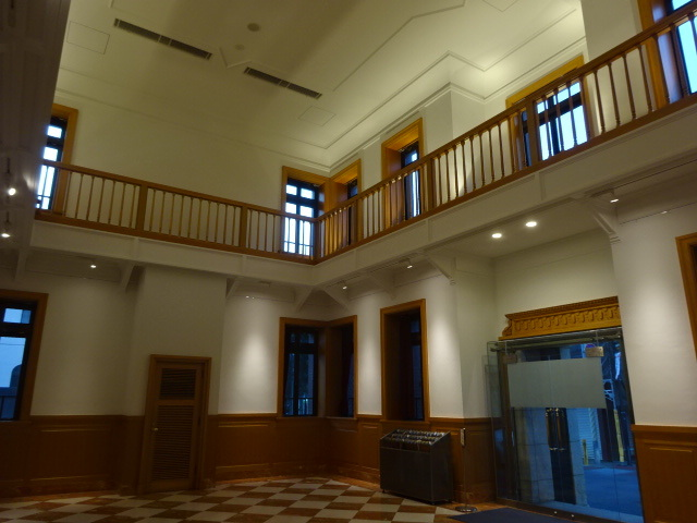 佐倉市立美術館 ホール
