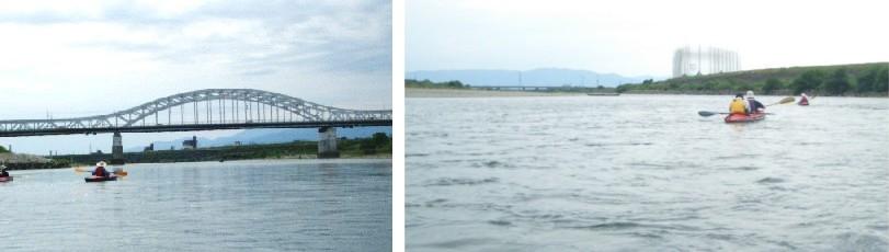 長良川、藍川橋―河渡橋2