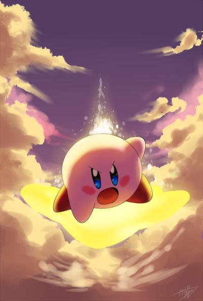 灯火の星-_