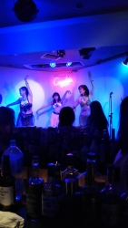 2019年2月11日井上葵さんライブatCANDY6