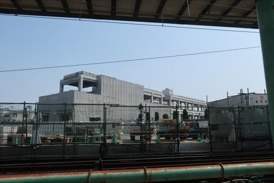 阪急淡路駅工事中19