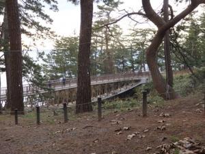 幸せの厳門橋