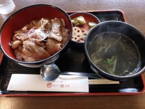 カルビー丼