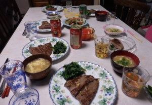 1月2日夕食