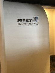 FIRST AIRLINES②