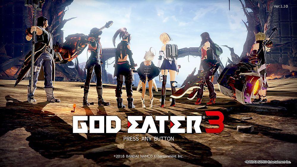 【ゴッドイーター3】ゴッドイーター3、ストーリークリアしての感想