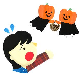 おばけかぼちゃ - コピー