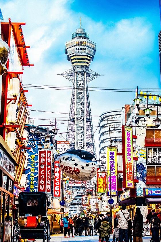 310121大阪繁華街