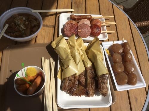 サイボクハム キッチン&カフェテリアで食べました~