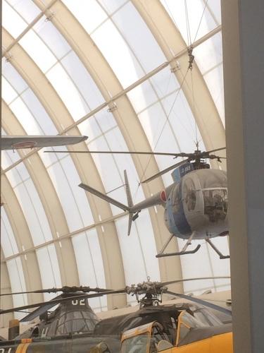 所沢航空発祥記念館 内部