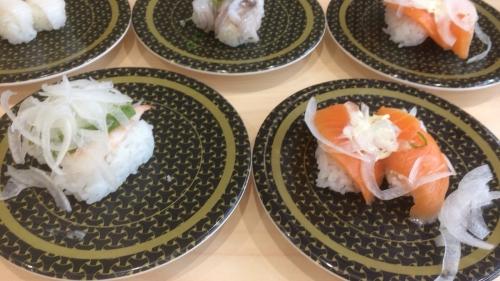 100円寿司