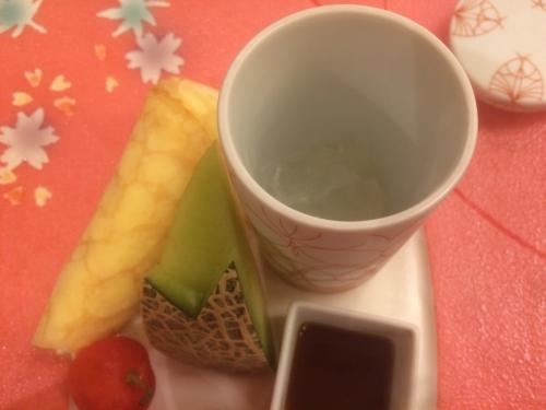季節のデザート (2)