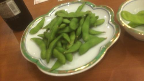 枝豆(サービス品)