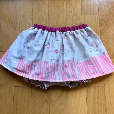 naniIROづくしのベビー服