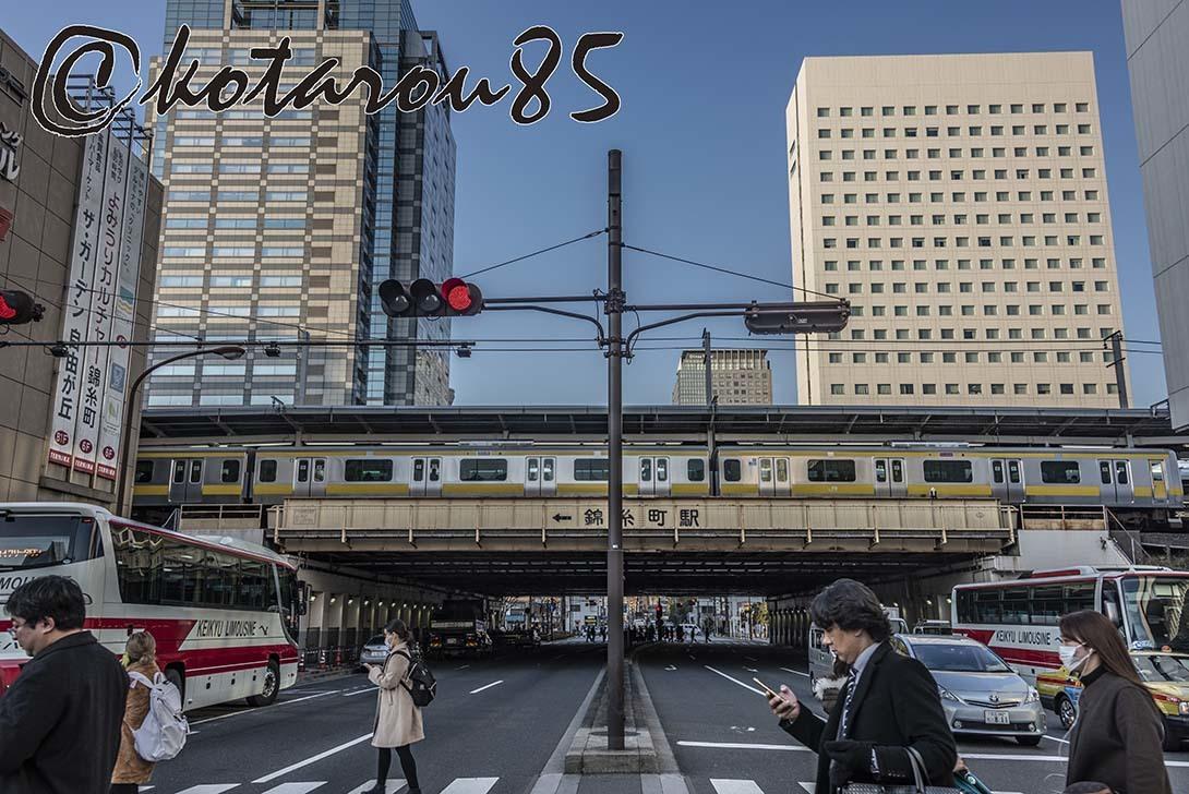 水曜日の錦糸町 20190124
