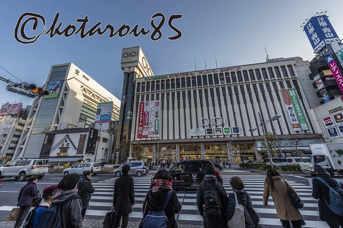 水曜日の錦糸町2 20190124